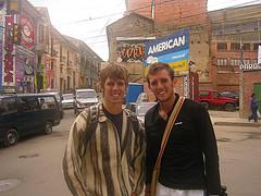 La Paz Project World Citizen Joel and O'neilPrimus